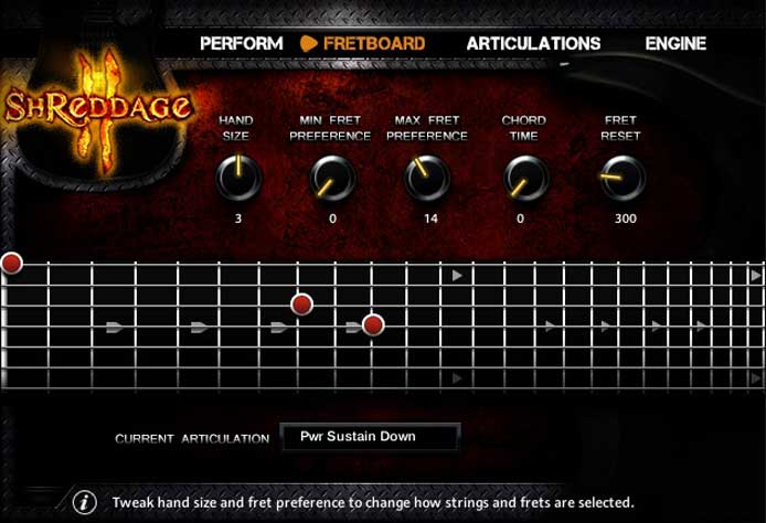 Review - Shreddage 2X by Impact Soundworks