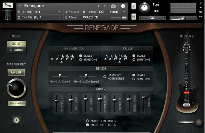 Review - Renegade by Indiginus