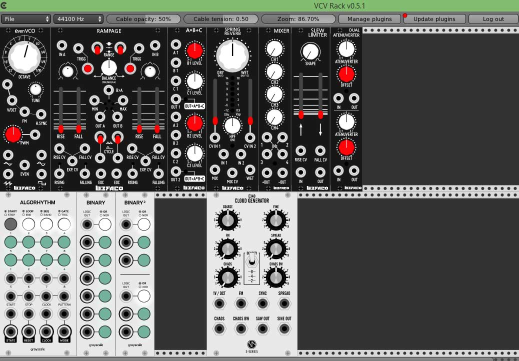 Freebie of the Month: VCV Rack