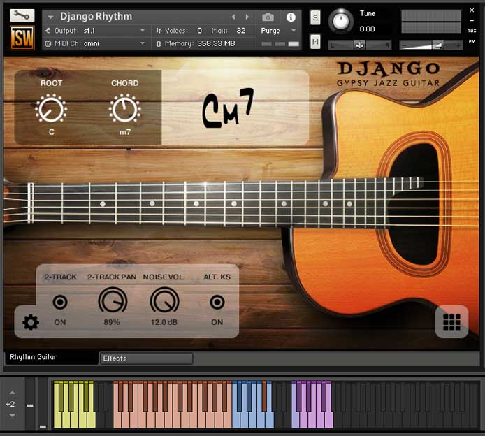 Review - Django Gypsy Jazz Guitar Review from Impact Soundworks