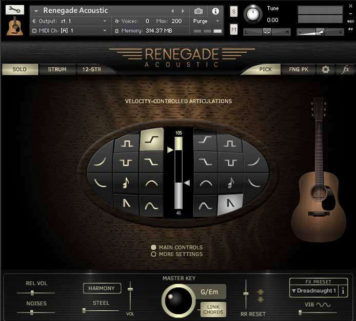 Review Renegade Acoustic Guitar From Indiginus