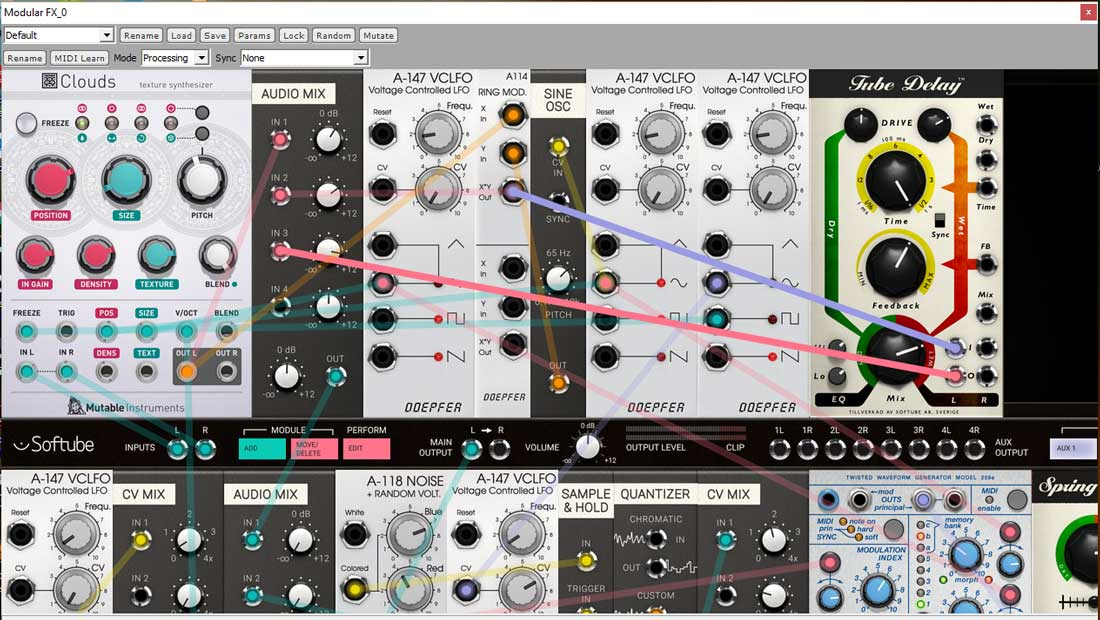 Review - Five new modules for Softube Modular