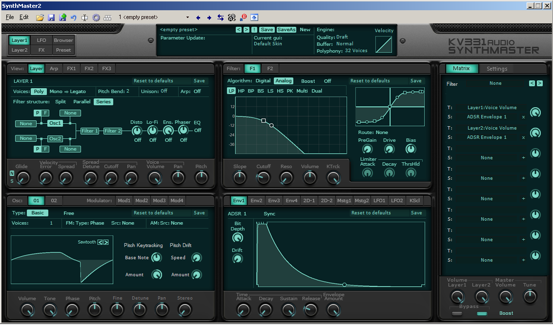 synthmaster player presets
