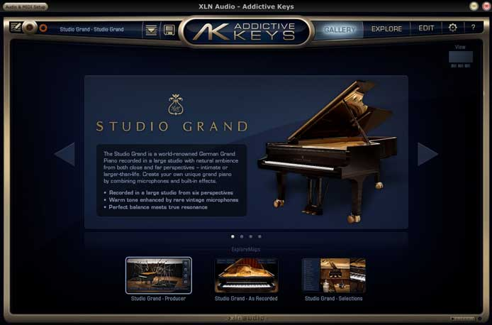 Review - XLN Audio's Addictive Keys Studio Collection