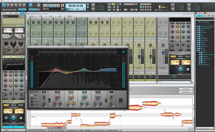 Sonar X3 Producer, Soundbytes review