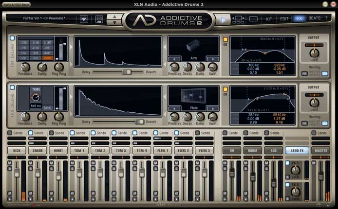 Review - Addictive Drums 2 by XLN Audio
