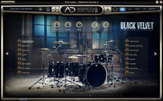 Image result for addictive drums 2