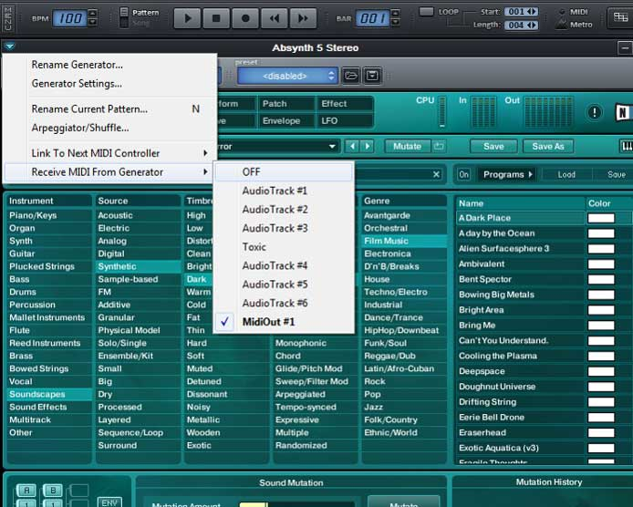Basics: Setting Up a Song Template in Synapse Audio Orion 8 5