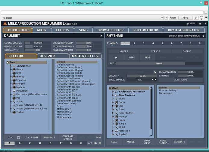 Review - MDrummer 5: The Future of Intelligent Drum Software