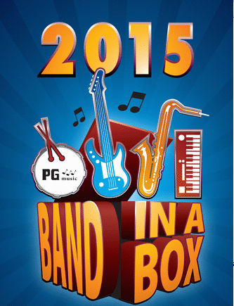 Band in a Box 2015 by PG Music