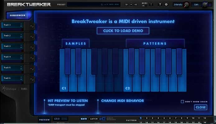 Review - Izotope's BreakTweaker