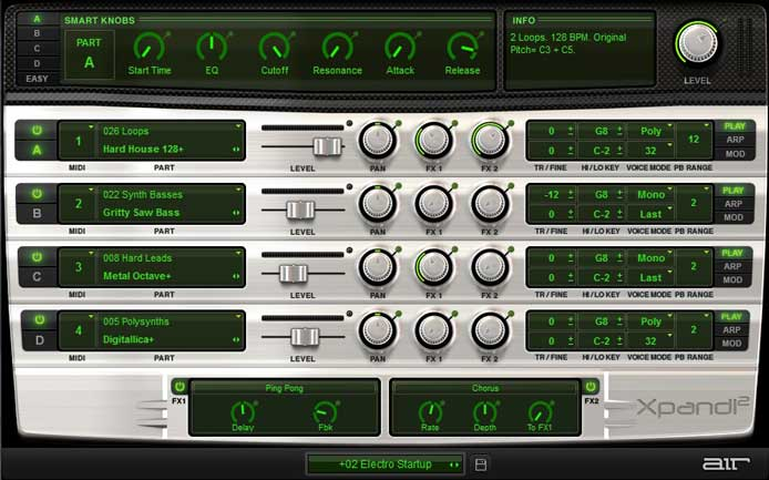 Review - Xpand!2 by AIR Music Technology
