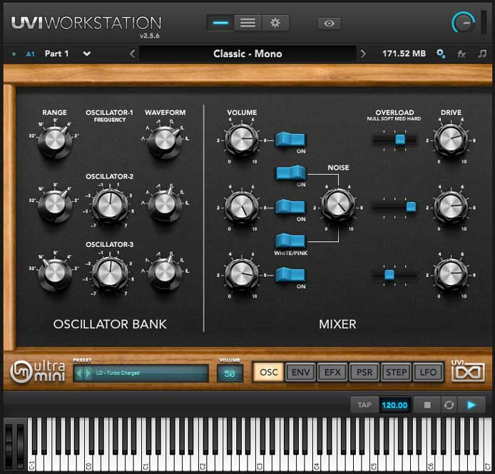 Review - UltraMini 1 5 by UVI