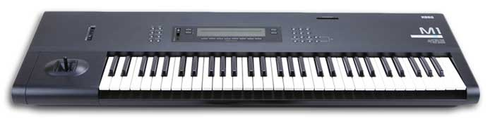 SoundBytes Oldies but Goodies – Korg M1 Software Synth