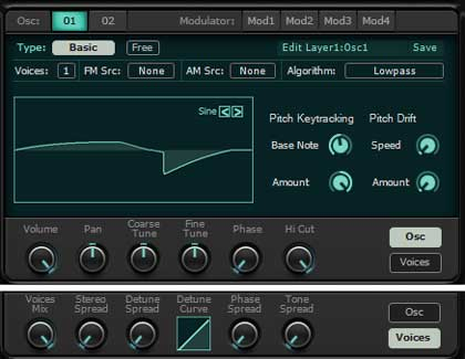 SoundBytes Technique - SynthMaster Oscillators – a Close-up Look
