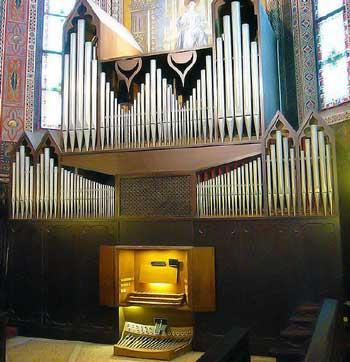 Points of Kontakt – Italian Concert Organ from Hephaestus Sounds