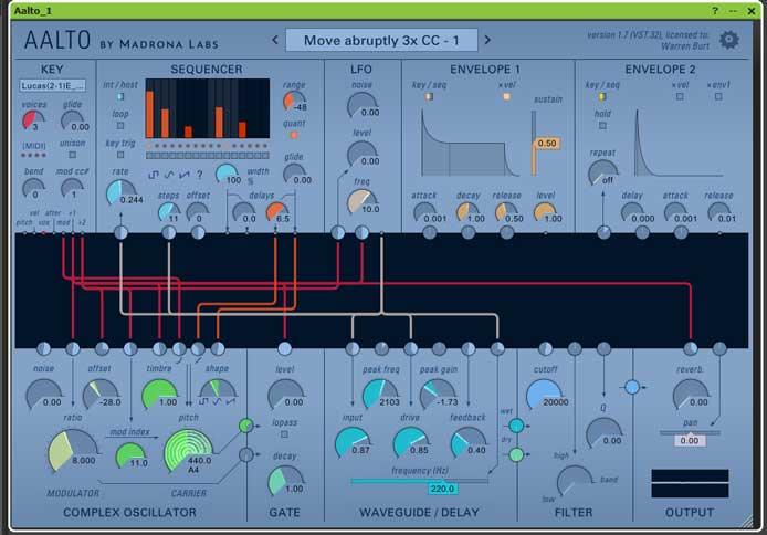 Review – Virta: Voice Controlled Synthesis from Madrona Labs