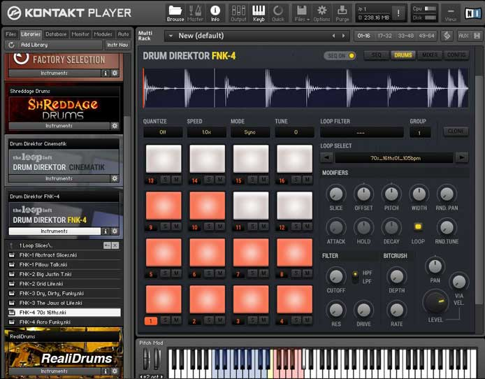 Review - Attack of the Slice Masters: Geist 2 and Drum Direktor