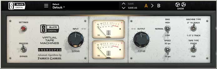 Review - Slate Digital Virtual Tape Machine