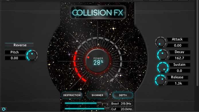 Points of Kontakt – Collision FX by Sound Yeti