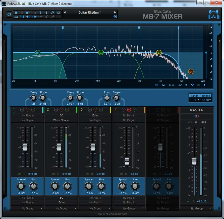 Review Update – Patchwork 2 2 and MB-7 3 1 from Blue Cat Audio