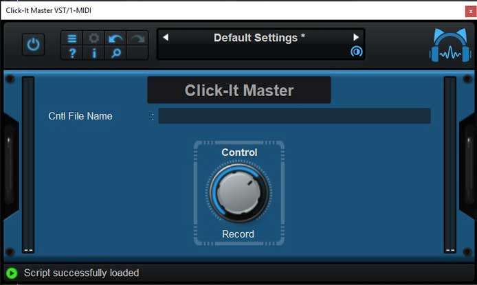 Freebie of the Month – a Metronome VST