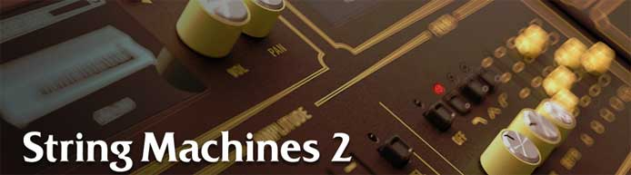 Review – String Machines 2 from UVI