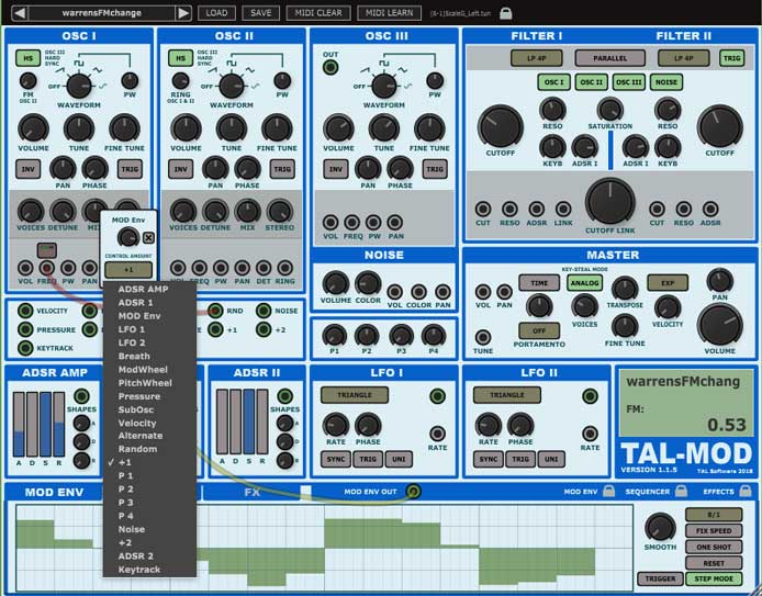 Review - Tal-Mod from Togu Audio Line