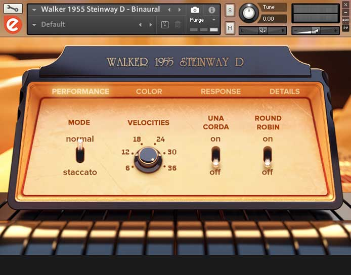 Review - Walker 1955 Steinway D Review from Embertone
