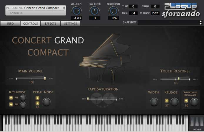 Review - SFZ Piano Bundle from Production Voices